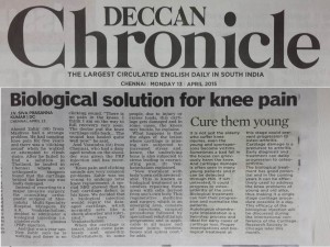 Knee pain solution India